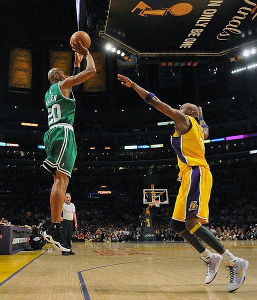 NBA: JUN 10 NBA Finals - Celtics v Lakers - Game 3